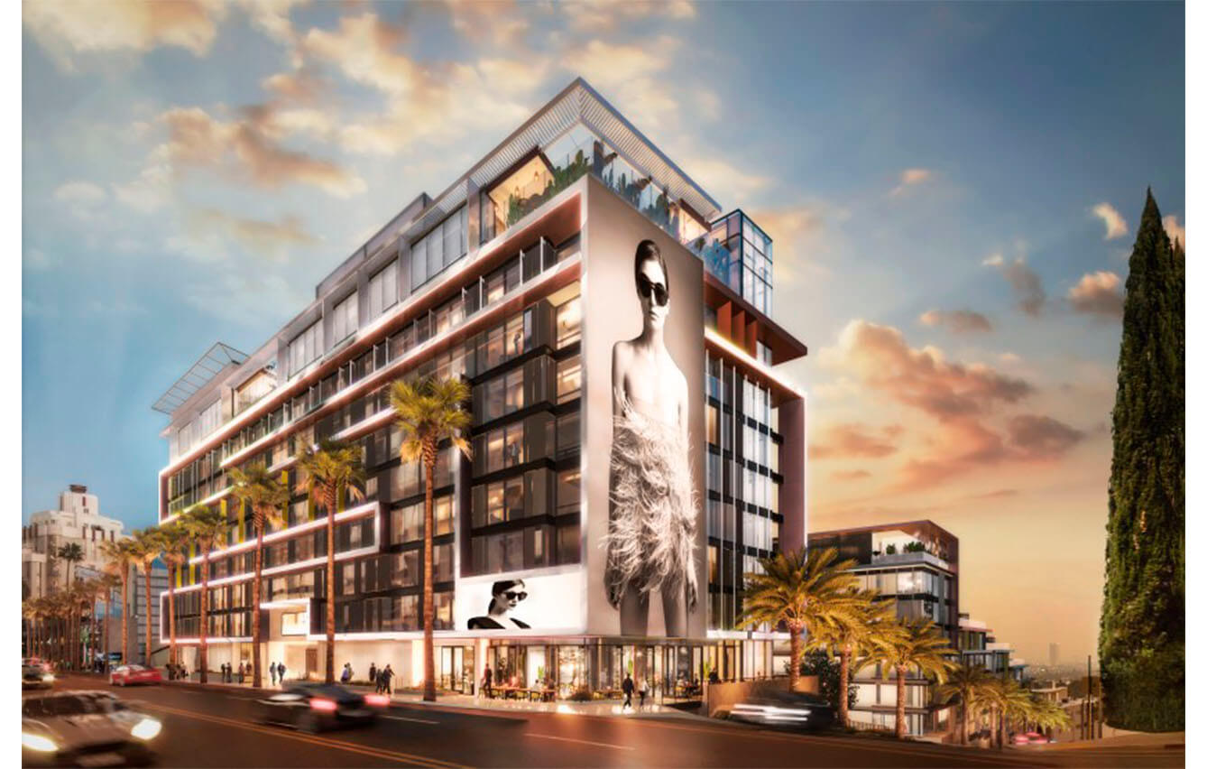 Pendry West Hollywood de Montage Hotels & Resorts