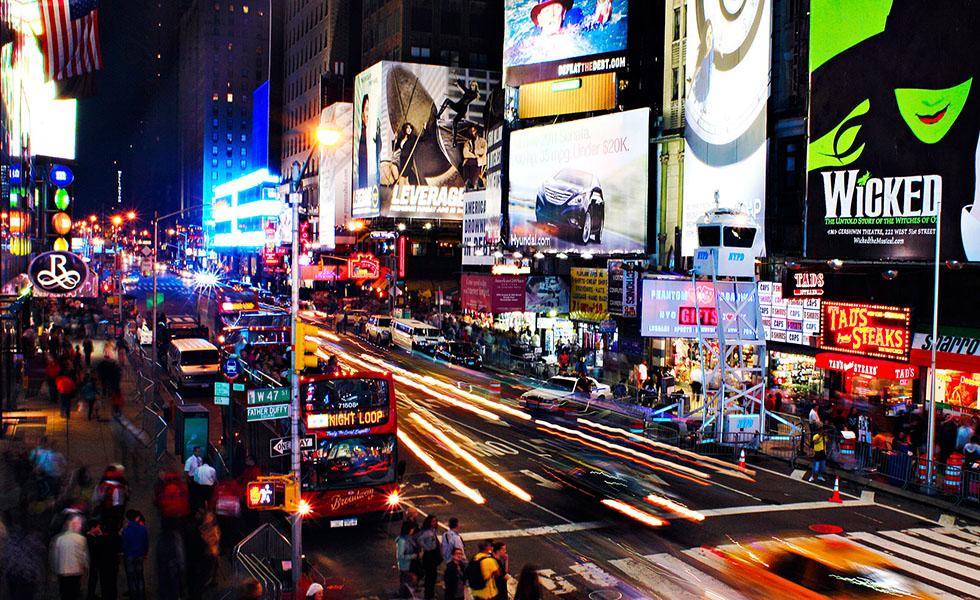 Los mejores shows de Broadway en Nueva YorkSubtítulo