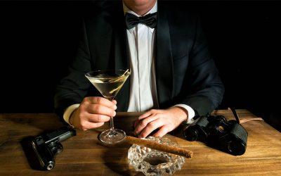 ¿Cuál es el champagne preferido de James Bond?Subtítulo