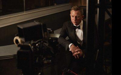 Daniel Craig nunca dejará de ser James Bond ni en la vida realSubtítulo