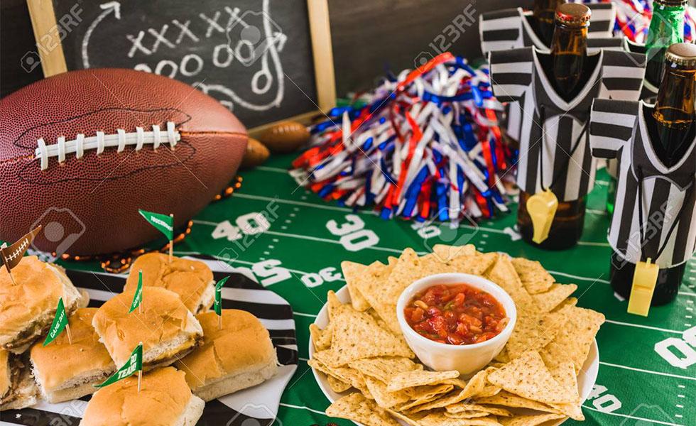 Los 10 mejores restaurantes para ver el Super Bowl LIVSubtítulo
