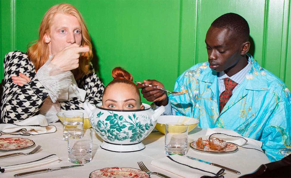 Osteria Gucci: Las fotos de gastronomía más instagrameablesSubtítulo
