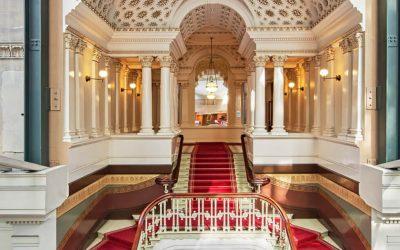 Un nuevo hotel en Australia que esconde una interesante historiaSubtítulo