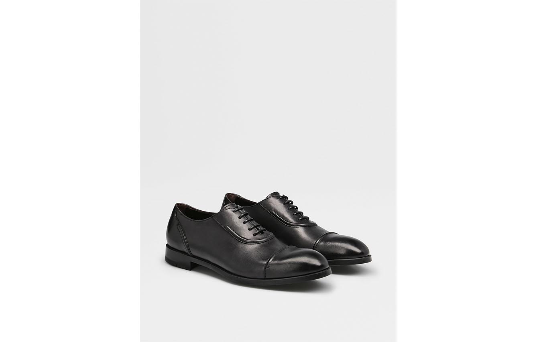 Zapatos Oxfor de Piel