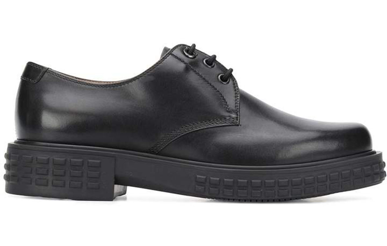 Gancini Derby shoes