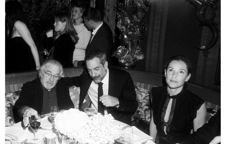 Robert De Niro y Todd Phillips