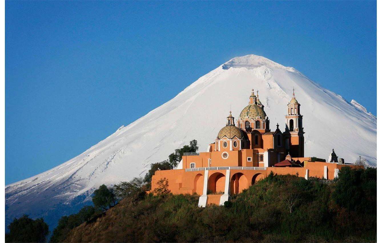 San Andrés Cholula, Puebla