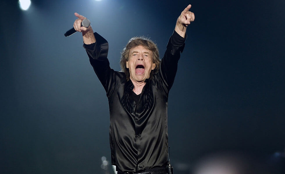Mick Jagger, su Majestad cumple 77 añosSubtítulo