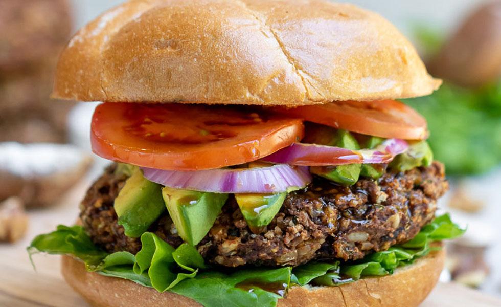 ¿Te comerías una hamburguesa sustentable?Subtítulo