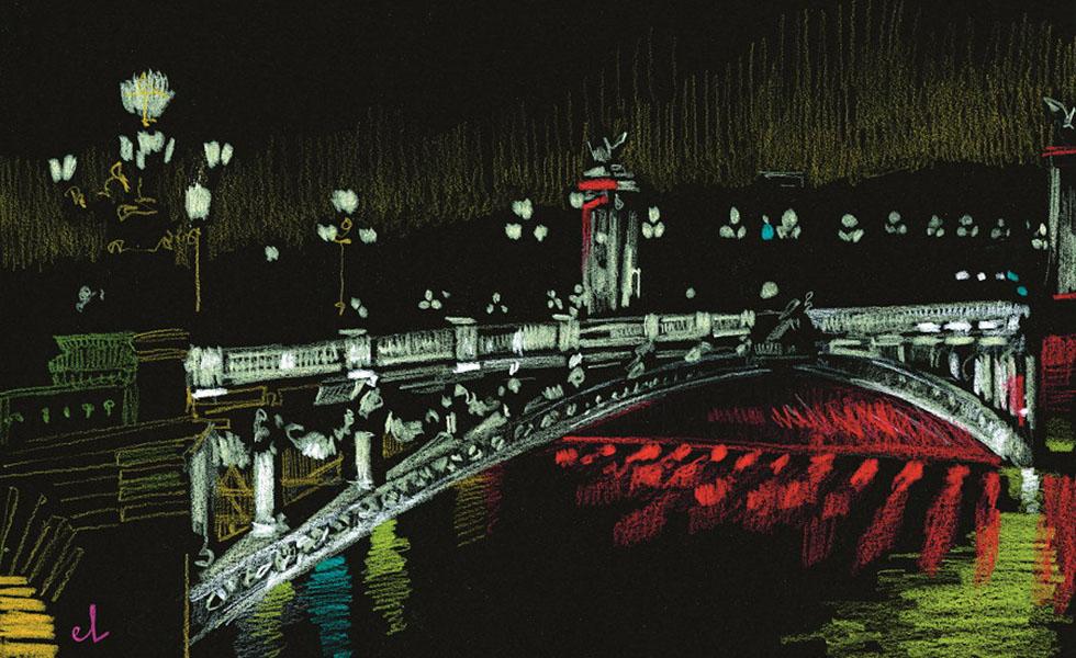París desde la perspectiva de Marc-Antoine CoulonSubtítulo