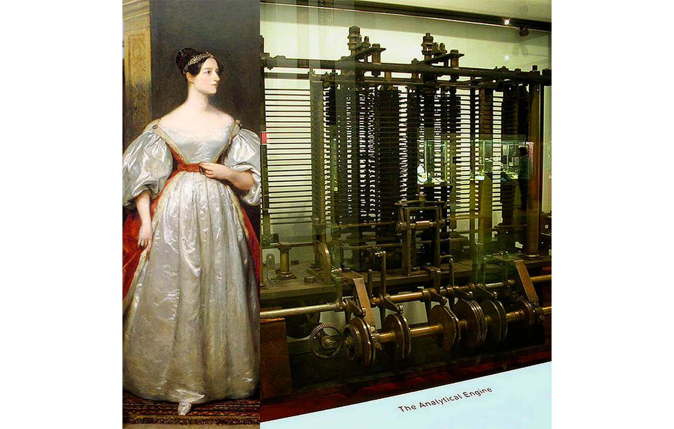 Ada Lovelace, (1815–1852)