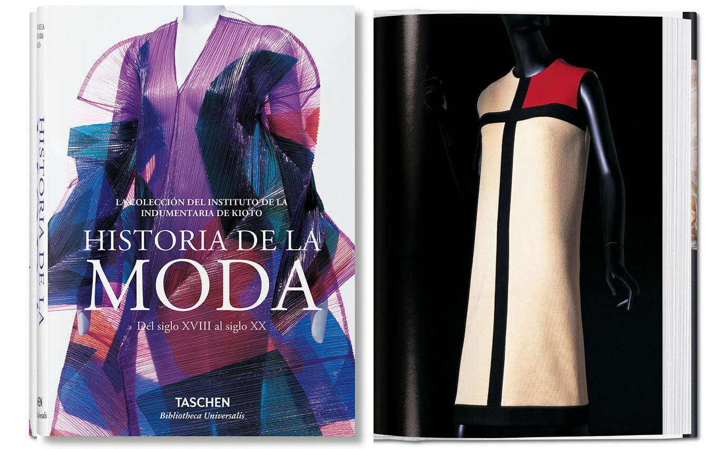 Historia de la moda del siglo XVIII al siglo XX, Kyoto Costume Institute, Taschen 1