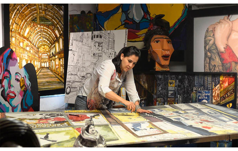 KARLA DE LARA – ARTISTA