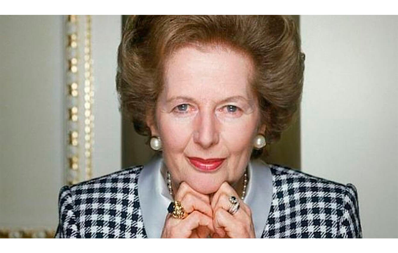 Margaret Thatcher (1925–2013)