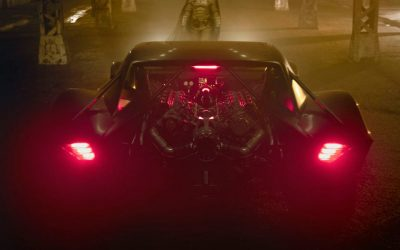 Así es el nuevo Batimóvil que conducirá Robert PattinsonSubtítulo