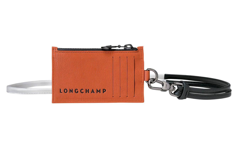 Monedero con cordón 3D Longchamp