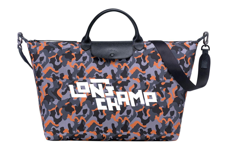 Le pliage Camuflaje Longchamp