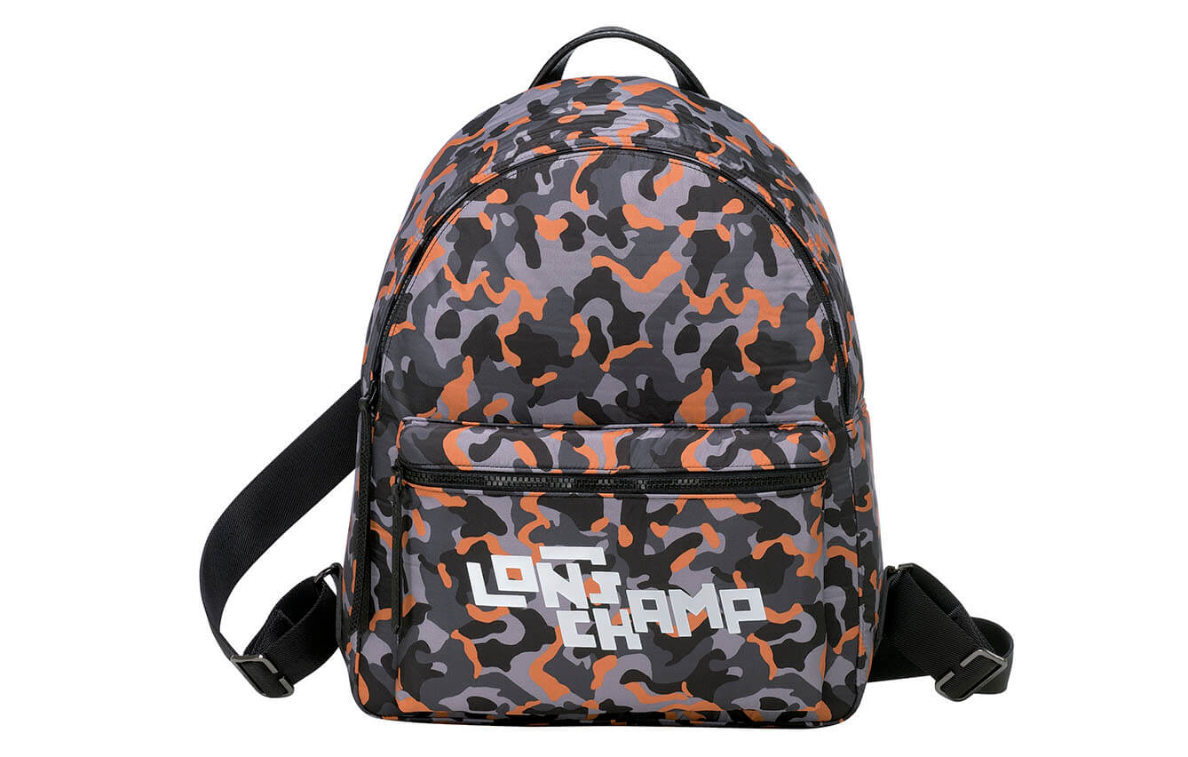 Backpack Camouflage Longchamp