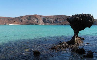 Playa Balandra, uno de los destinos emergentes para 2020Subtítulo