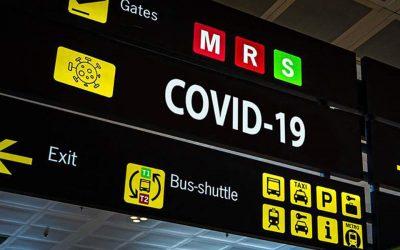¿Viajar o no viajar en tiempo de coronavirus?Subtítulo