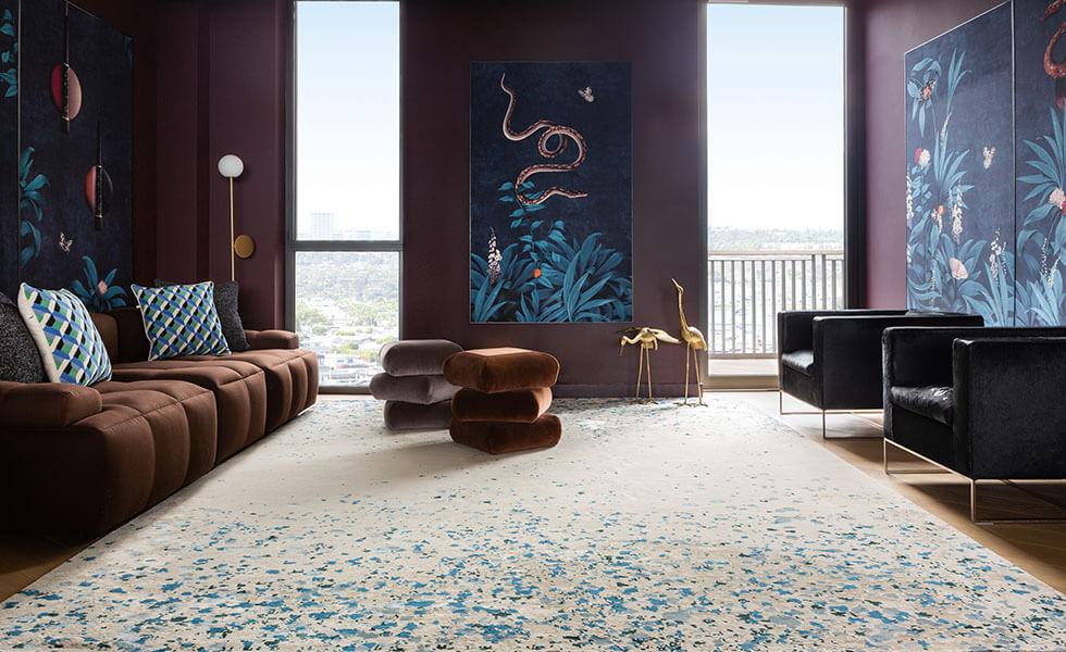 Dale vida a tu hogar con estás modernas alfombrasSubtítulo