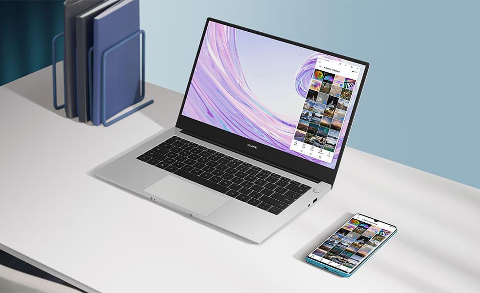La nueva Huawei MateBook D, la revolución de las laptopsSubtítulo
