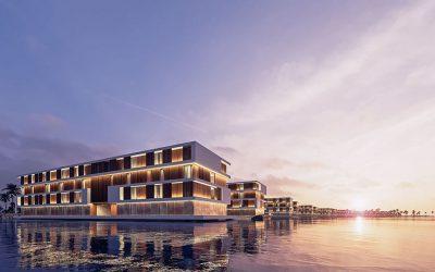 Qatar y sus hoteles flotantes, la nueva sensación turísticaSubtítulo