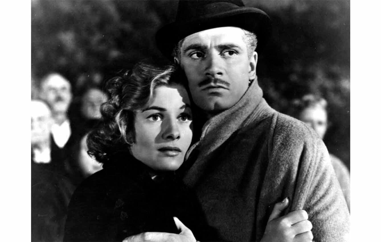 Rebeca, una mujer inolvidable (1940)