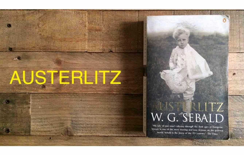 Austerlitz, W.G Sebald