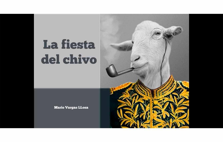 La fiesta del Chivo, Mario Vargas Llosa