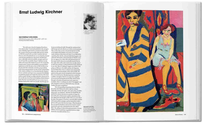 Arte moderno. Una historia desde el impresionismo hasta hoy