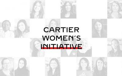 Las 21 finalistas del Cartier Women's Initiative 2020Subtítulo