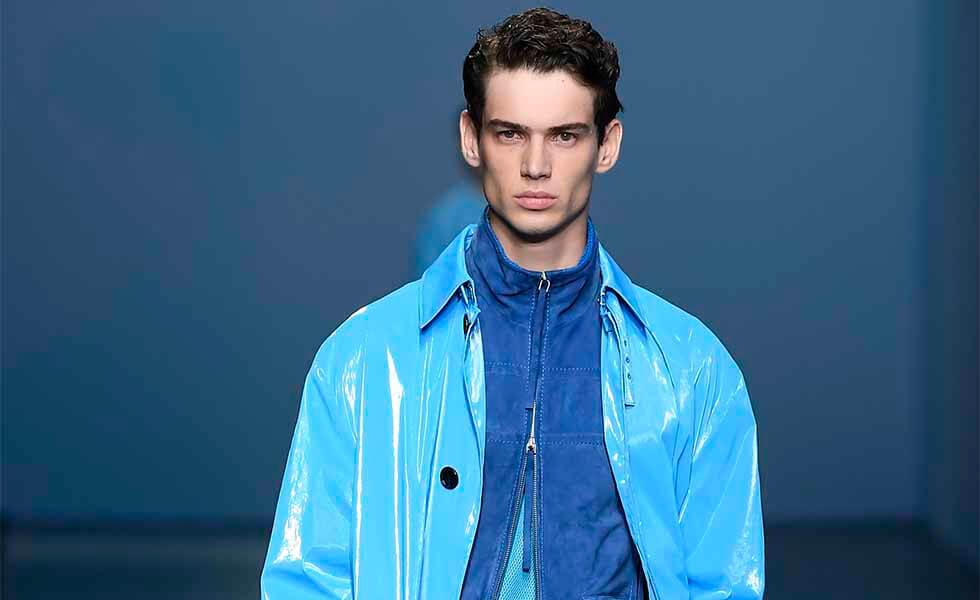 El azul brilla en la nueva colección de BOSSSubtítulo