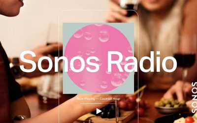60 mil estaciones disponibles en la nueva plataforma Sonos RadioSubtítulo