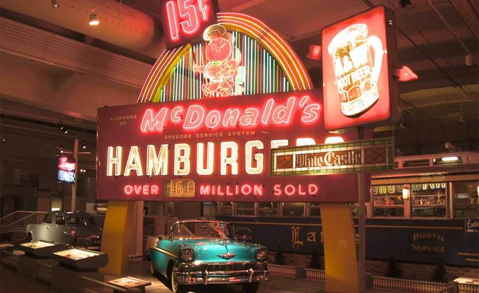 Visita virtual al Museo Henry Ford, cuna del automovilismoSubtítulo