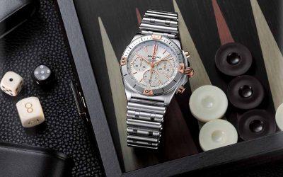 Este es el totalmente nuevo Chronomat de BreitlingSubtítulo