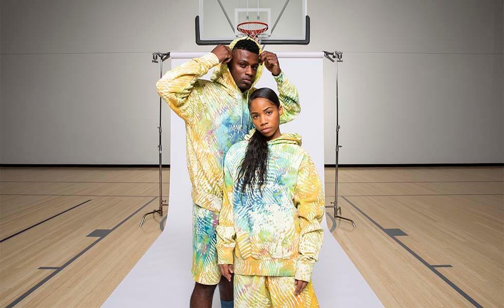 Adidas se inspira en la época vintage del basketballSubtítulo