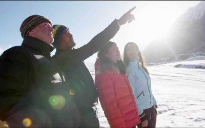 Exploration Week: ¿Cómo vive el aislamiento el explorador Mike Horn?Subtítulo