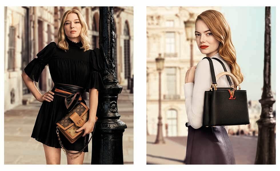 La influencia de la moda parisina en las estrellas de HollywoodSubtítulo