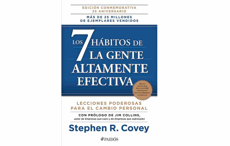 Los 7 hábitos de la gente altamente efectiva (Paidós)