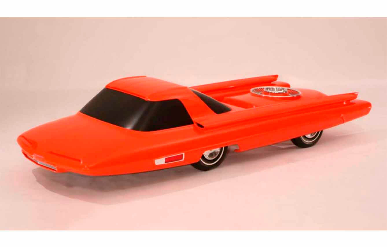 1. Ford Nucleon (1958)
