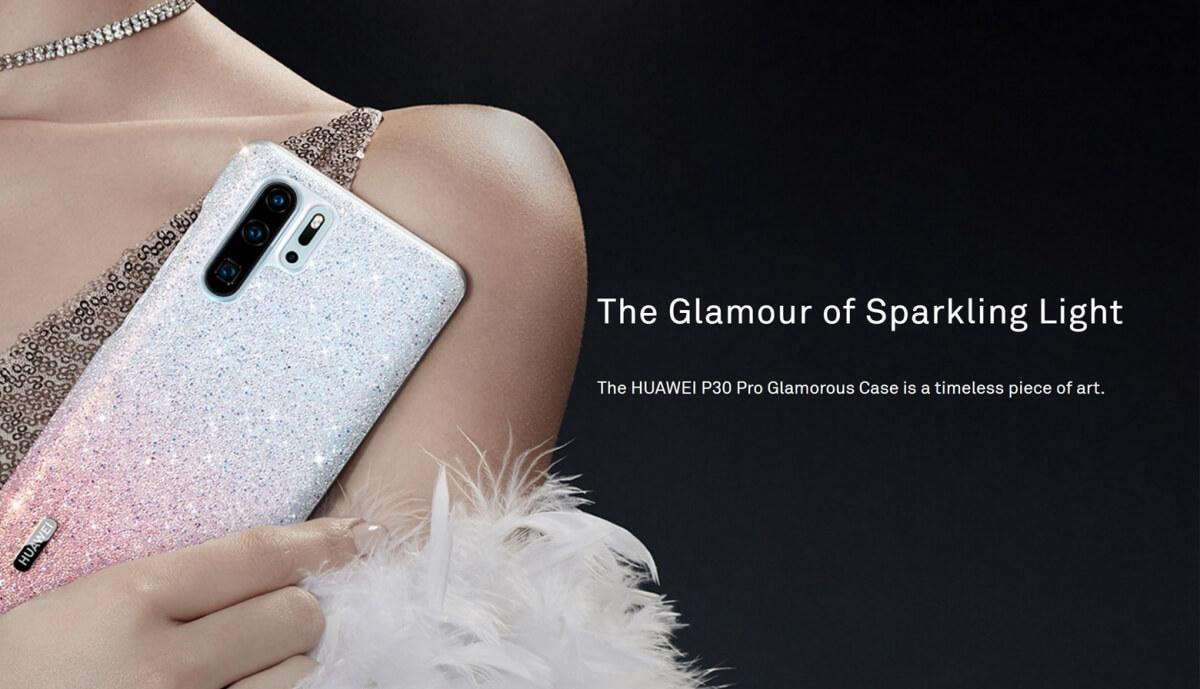 P30 Pro Glamourous Case