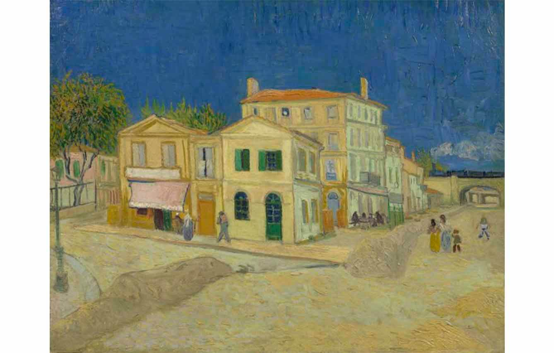 La casa amarilla (1888)