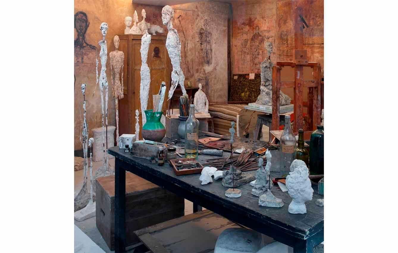 3.El Instituto Giacometti, de París
