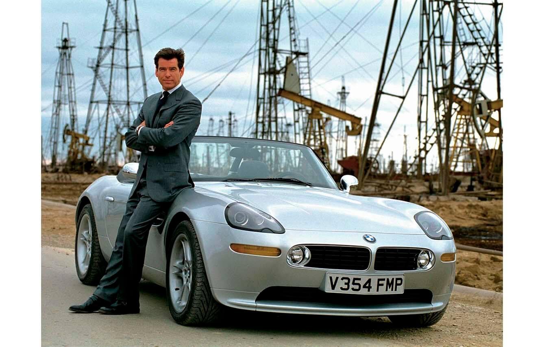BMW y el agente 007