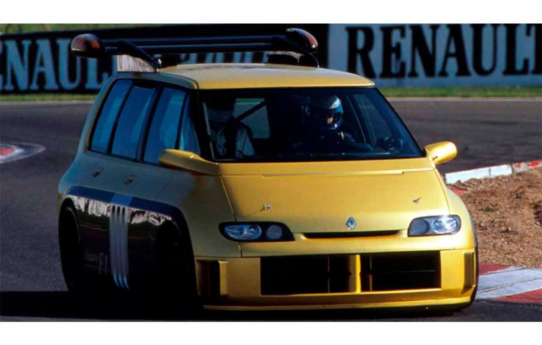 7. Renault Espace F1 (1994)