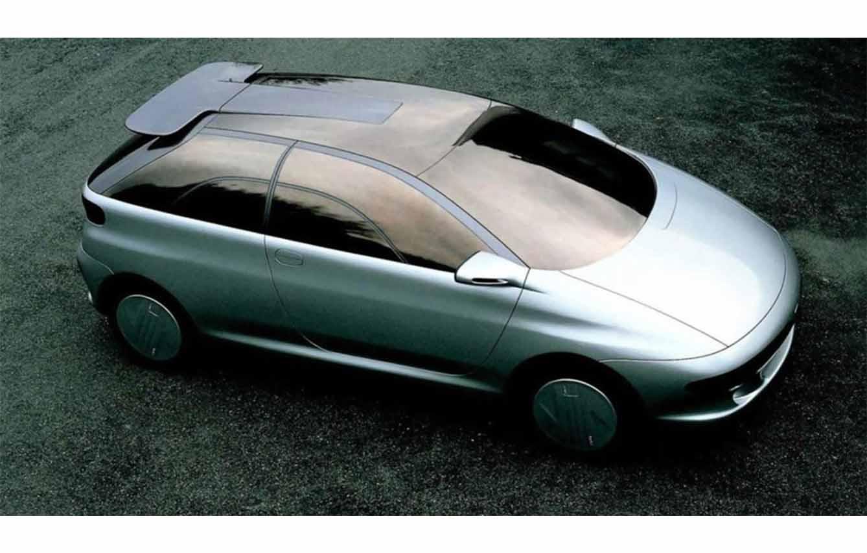 6. Seat Proto C Concept (1989)