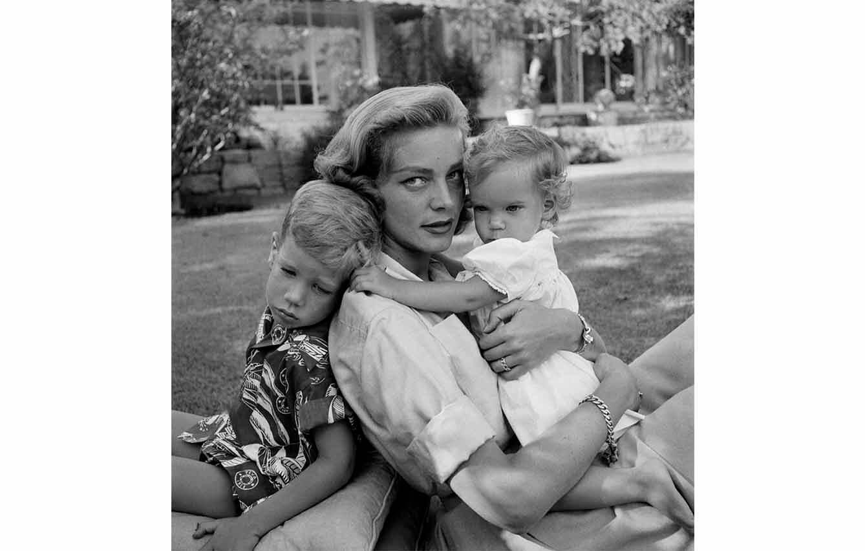 Lauren Bacall (1924-2014)