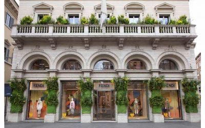 FENDI reabre sus boutiques en ItaliaSubtítulo