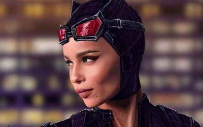Zoë Kravitz tiene miedo de volver al rodaje de BatmanSubtítulo